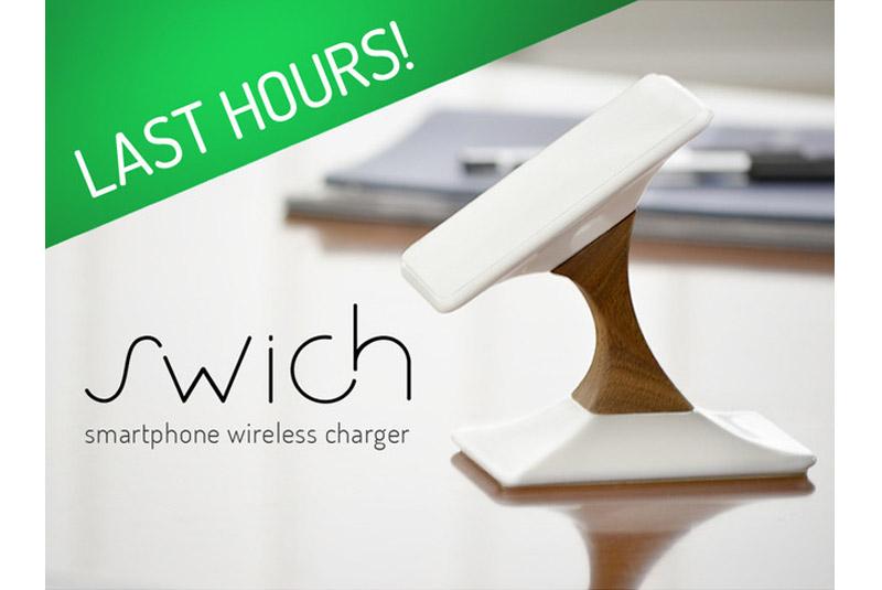 Swich – an elegant wireless