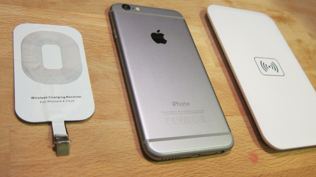 iphone 6 with wireless charging